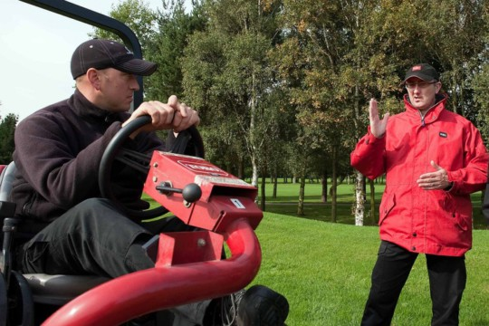 Toro and Lely become City & Guilds training centre