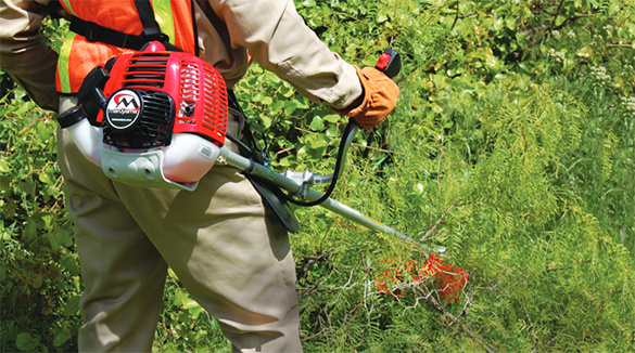 Safe Use Of Brushcutters And Trimmers