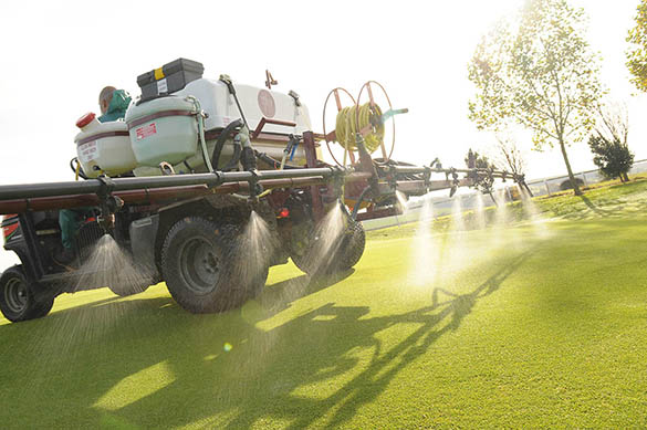 PA2 Safe Application Of Pesticides Using Self Propelled, Mounted, Trailed Horizontal Boom Sprayers