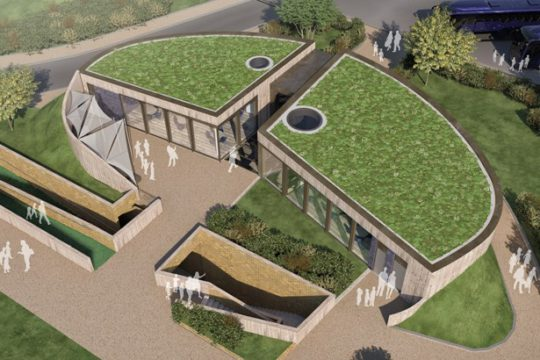 Environmental Centre and Nature Reserve application