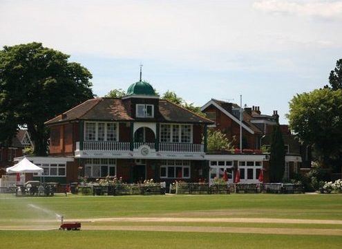 Ealing Cricket Club – Good turf requires labour