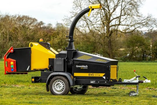 GreenMech launch Evo 165 at The Arb Show 2019