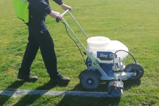 Grounds Training celebrates its 1000th course